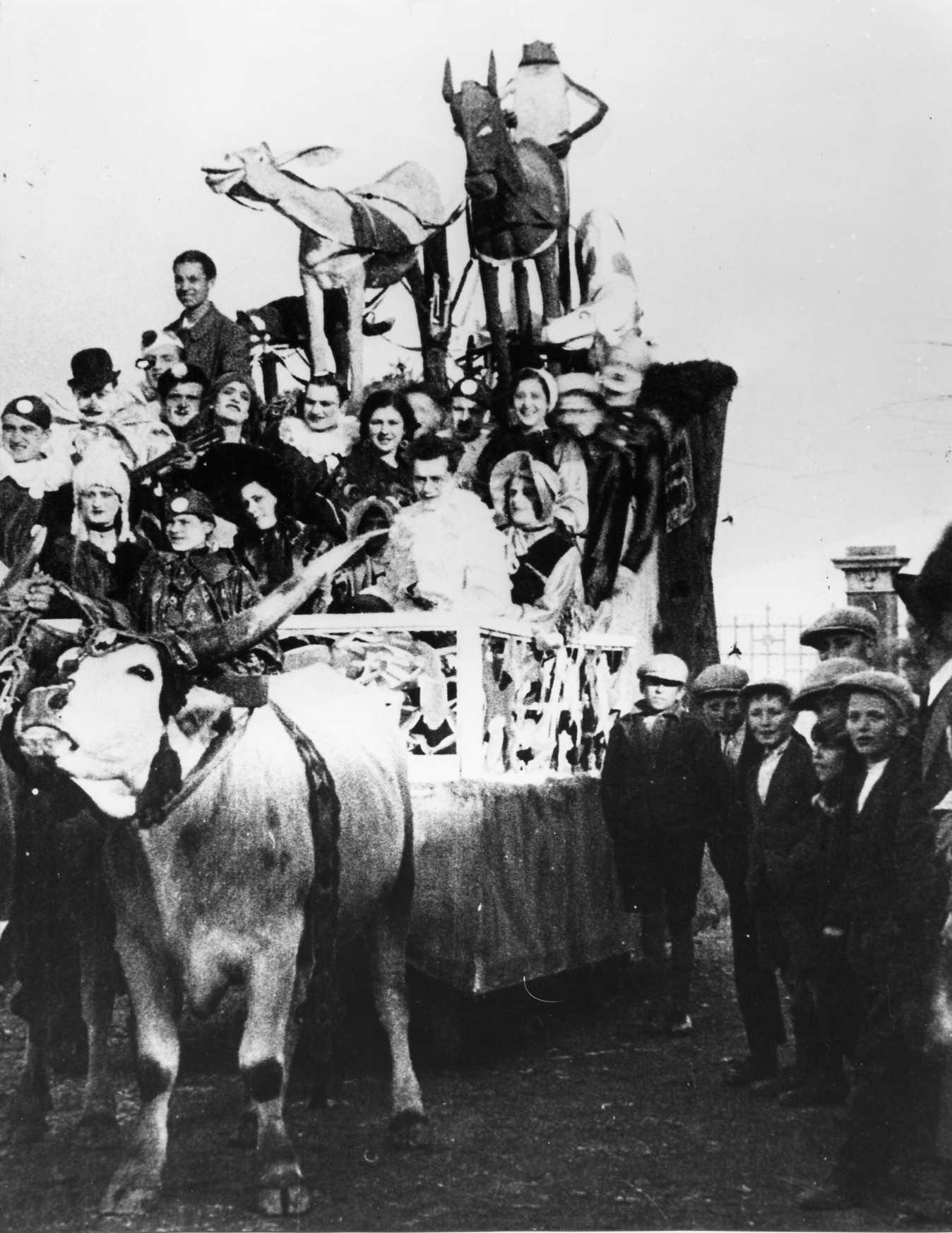 LA RANA E I SUOI VICINI DI CASA-1933