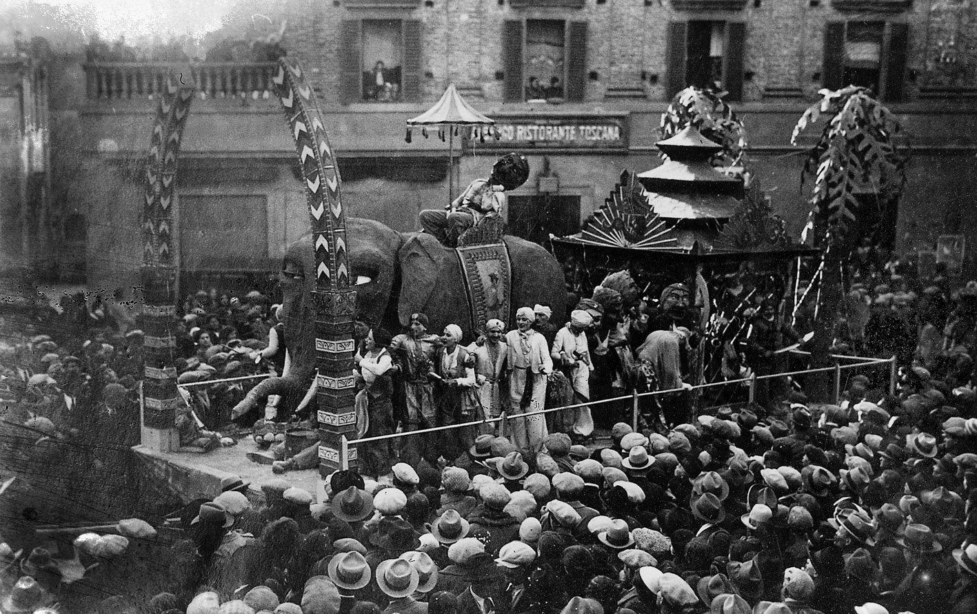 UN PO' D'ORIENTE AL CARNEVALE-1934