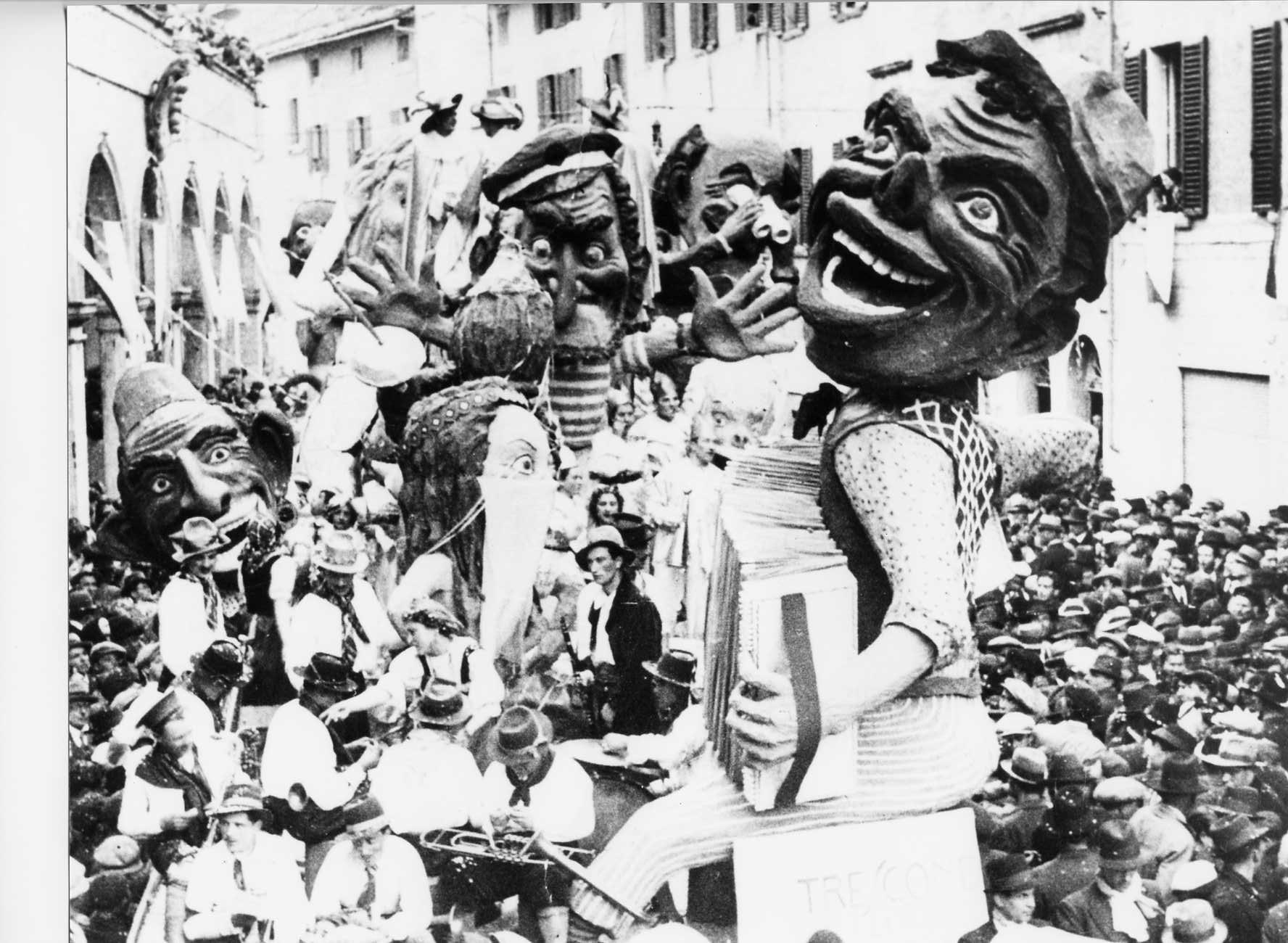 E' PREFERIBILE UN BEL TRESCONE...SUGGERI' ULISSE IL FURBACCHIONE-1937