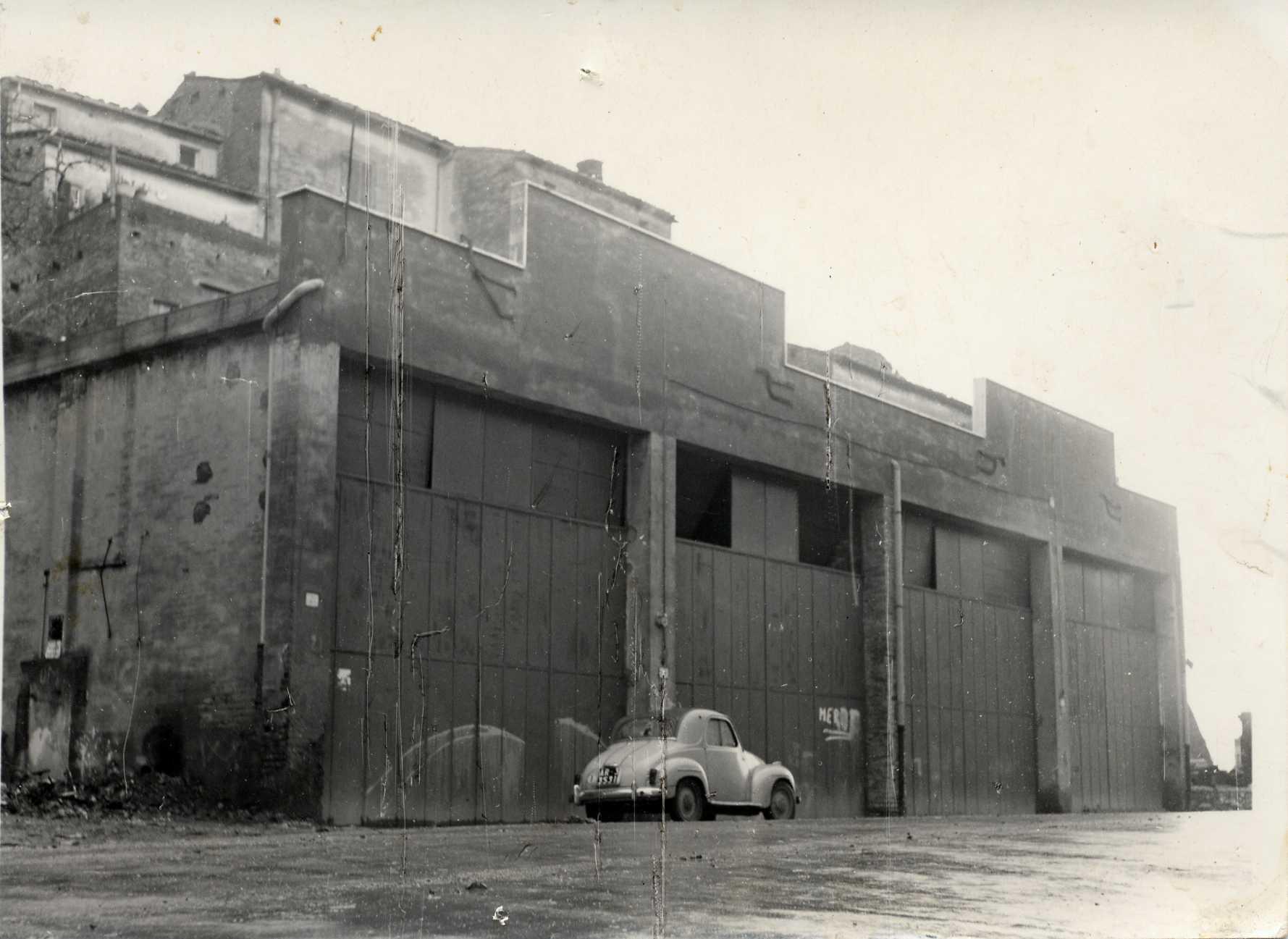 1940-1946 - I CARRI NON VENGONO COSTRUITI A CAUSA DELLA GUERRA