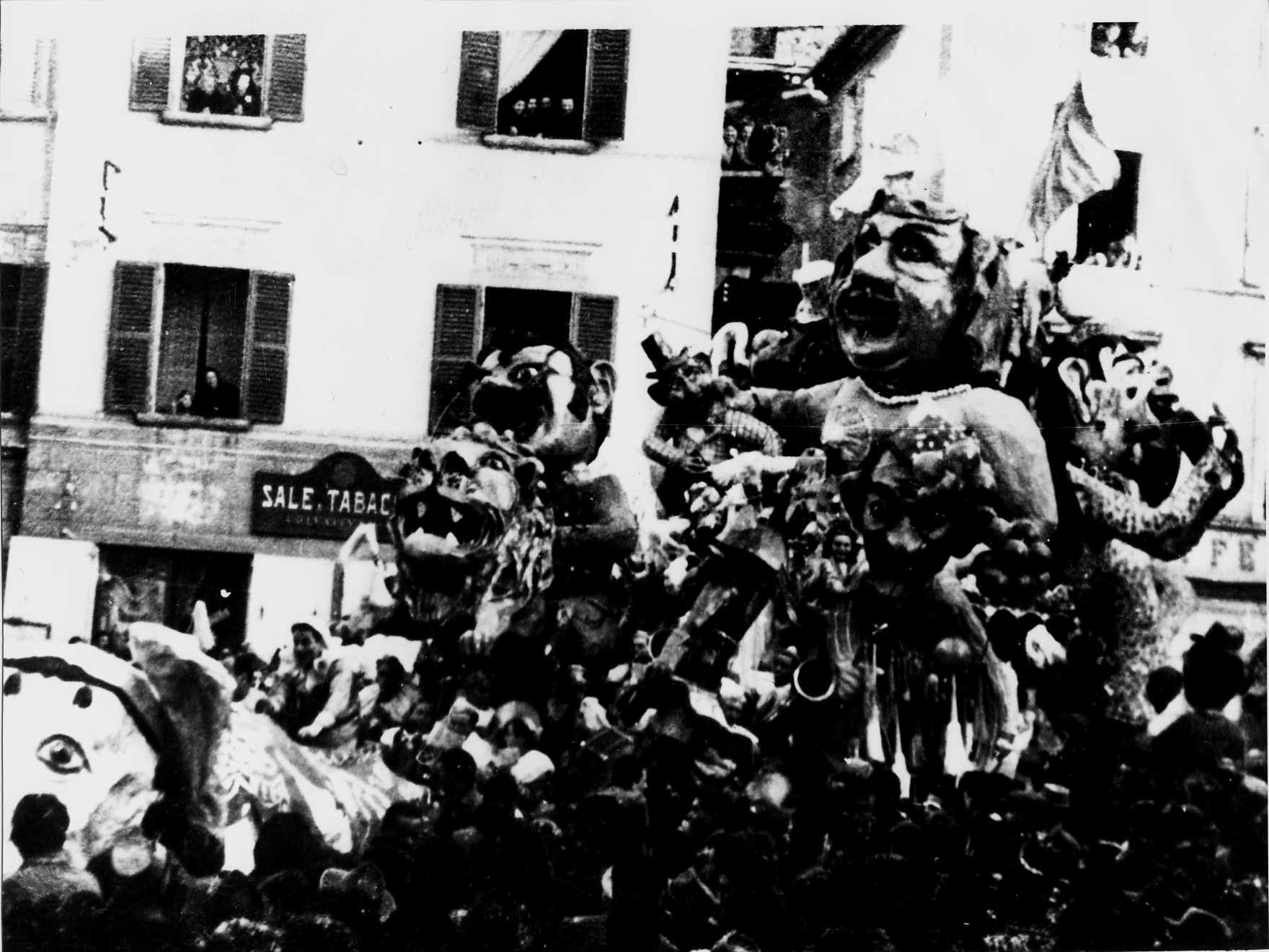 LA FIERA DI SAN COLOMBANO-1948
