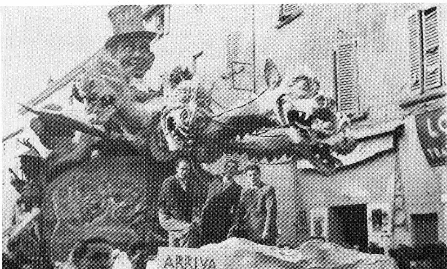 IL MONDO AL CARNEVALE-1949