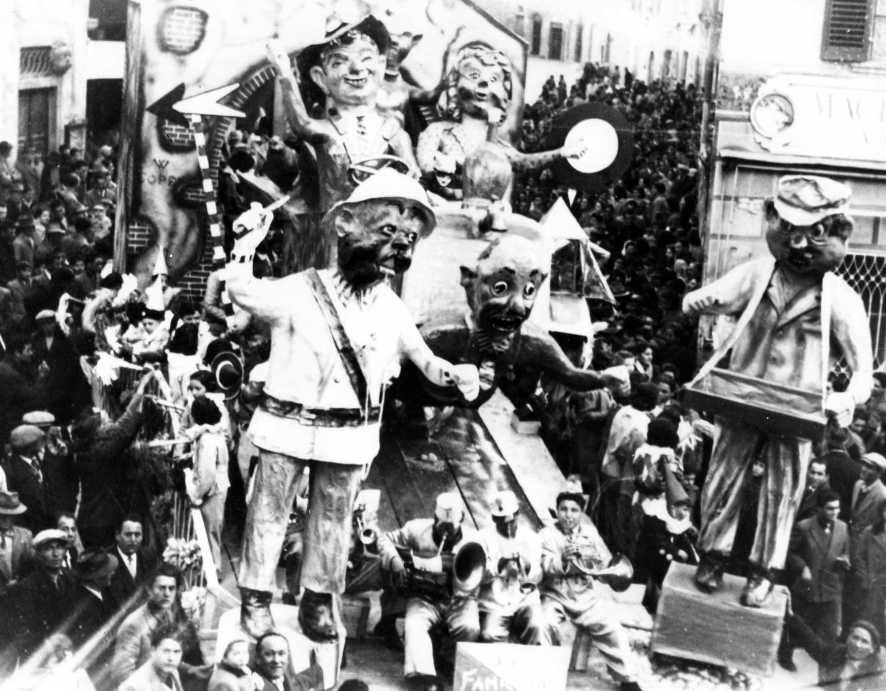 LA FAMIGLIA RISPARMINI-1953
