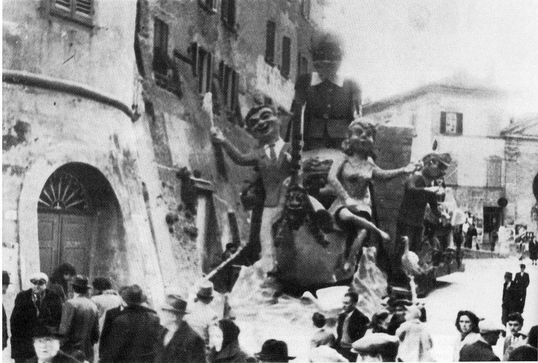 CARNEVALE DI VENEZIA-1954