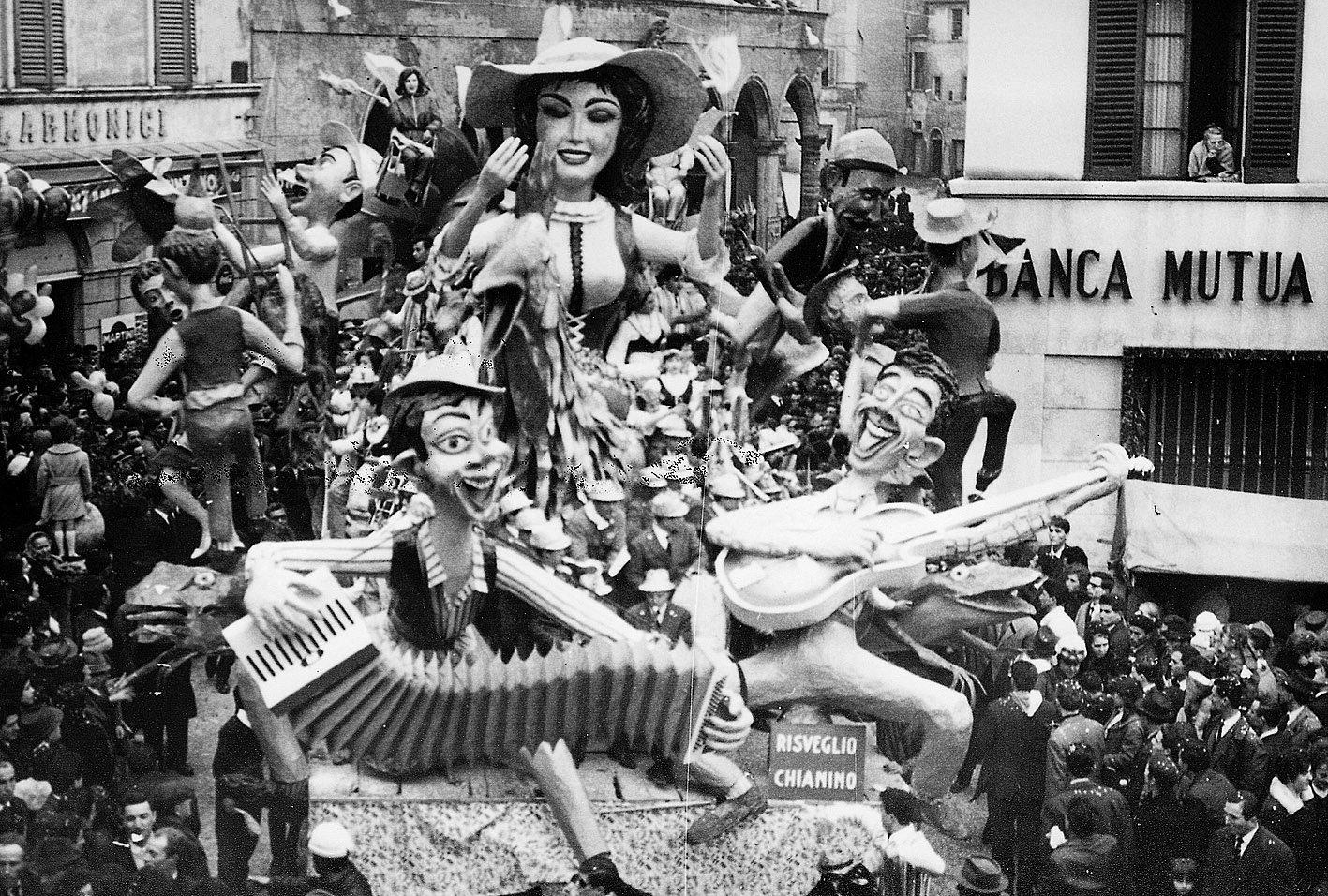 RISVEGLIO CHIANINO-1963