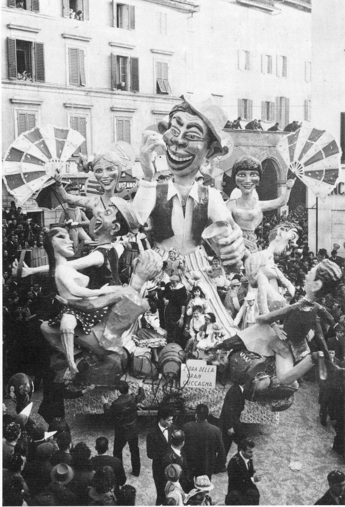 L'ORA DELLA GRAN CUCCAGNA-1964
