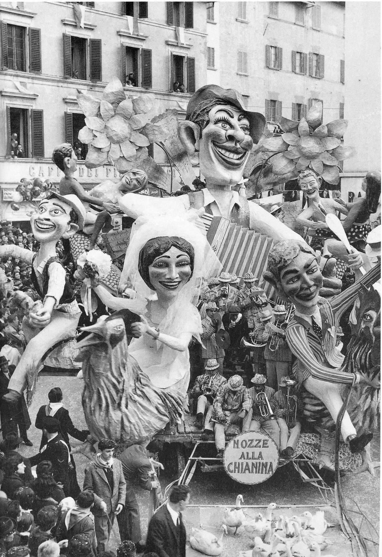 NOZZE ALLA CHIANINA-1965