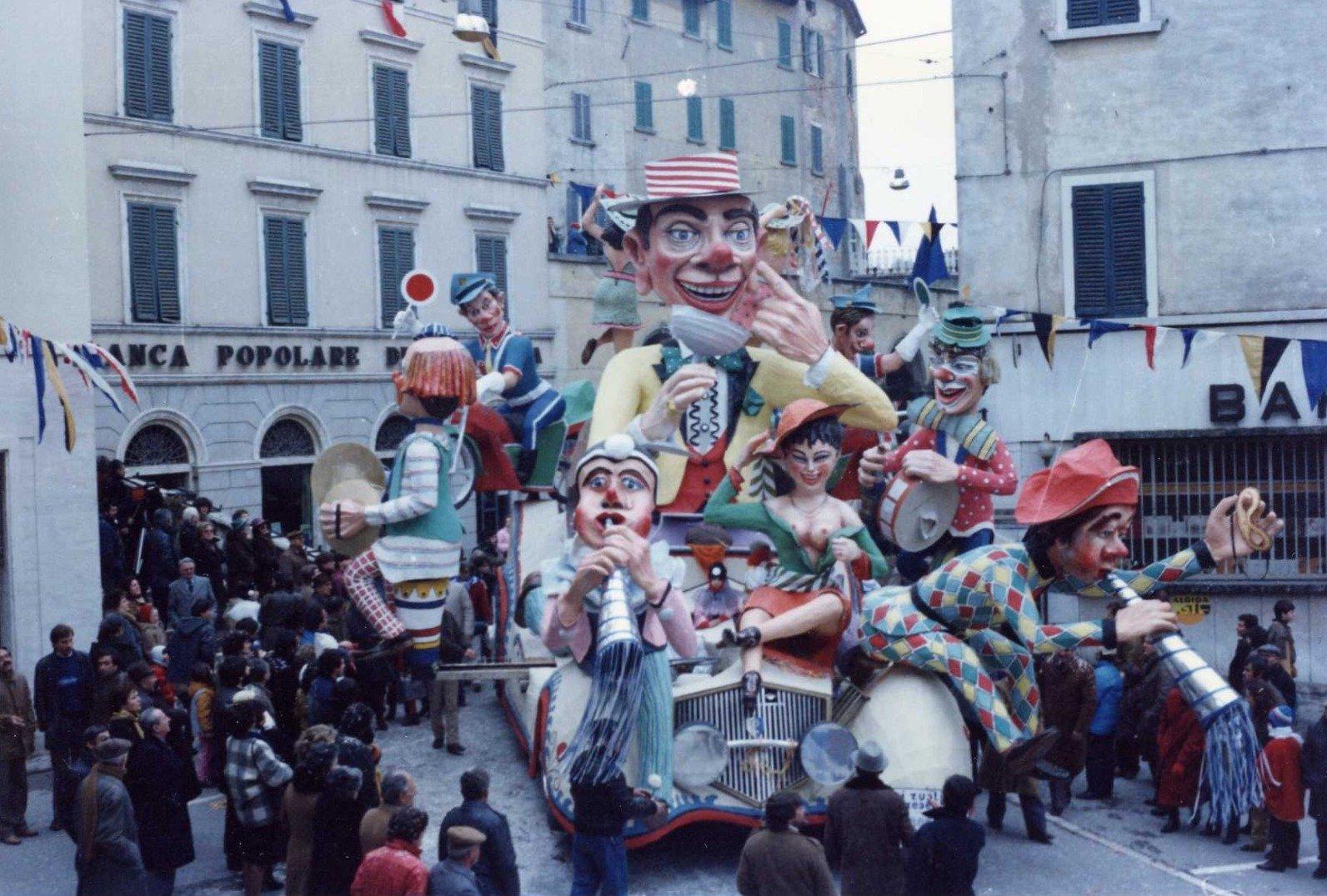 Sbornia di carnevale-1985