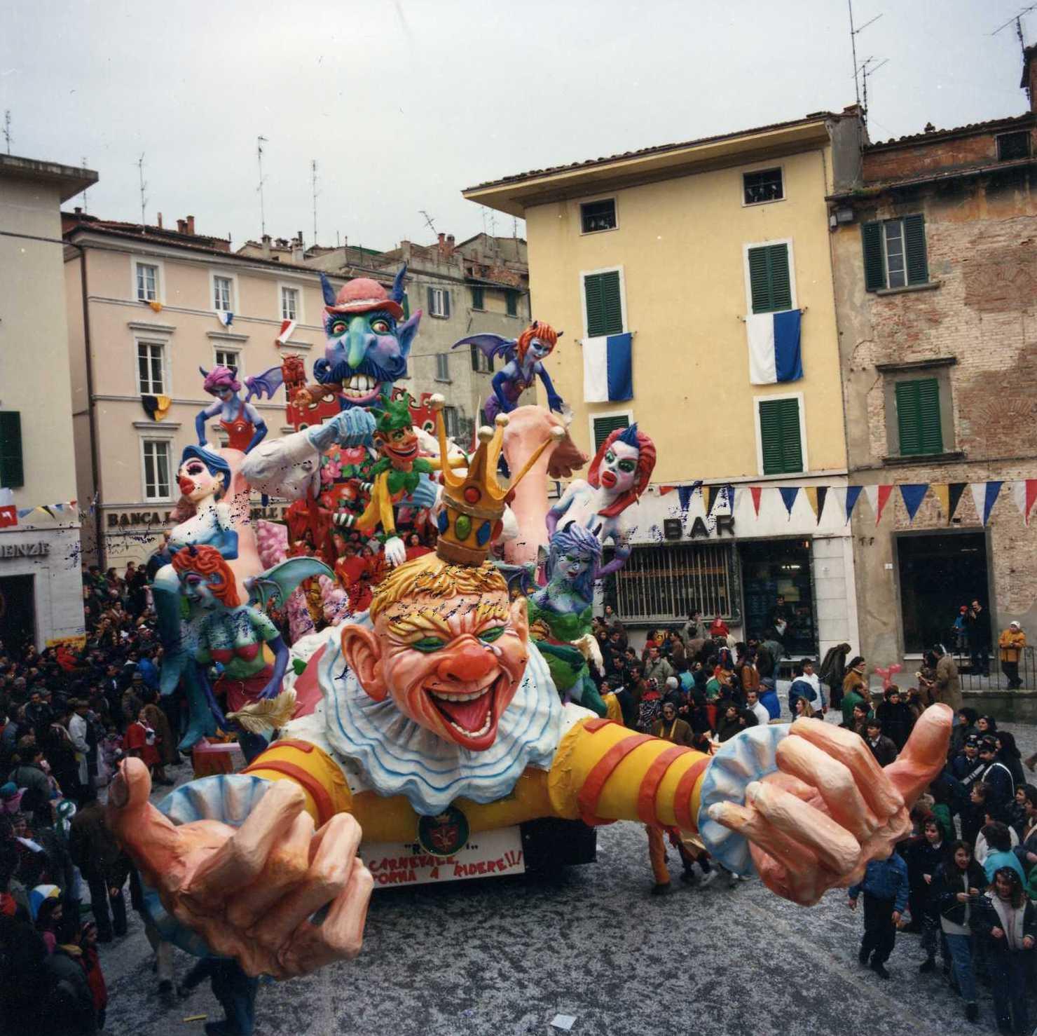 Carnevale torna a ridere-1991